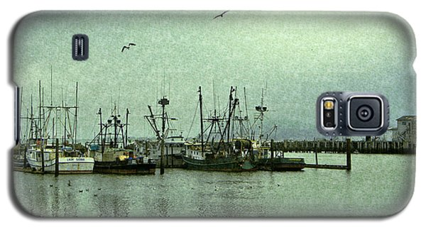 Fishing Boats Columbia River Galaxy S5 Case