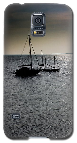 Fishing Boats Essex Galaxy S5 Case