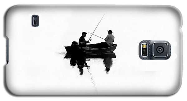 Fishing Buddies Galaxy S5 Case by David Lee Thompson