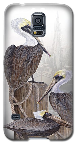 Fishing Buddies Galaxy S5 Case
