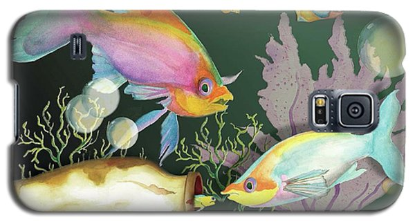 Fishing Expedition Galaxy S5 Case