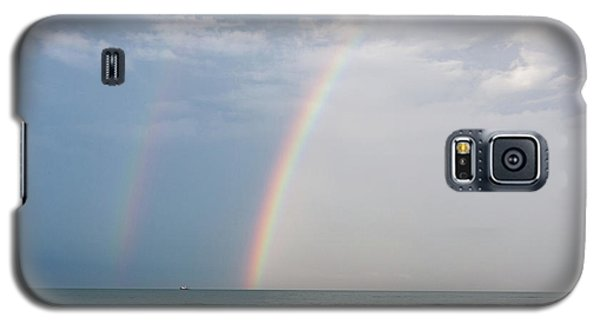 Fishing For A Pot Of Gold Galaxy S5 Case