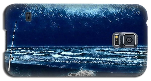 Fishing For The Moon Galaxy S5 Case