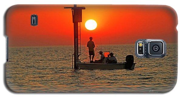 Fishing In Lacombe Louisiana Galaxy S5 Case