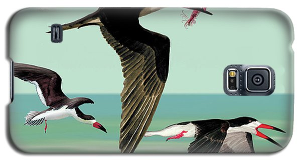Fishing In The Gulf Galaxy S5 Case