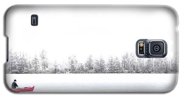 Fishing Limekiln Galaxy S5 Case by David Patterson