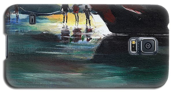Fishing Line Galaxy S5 Case