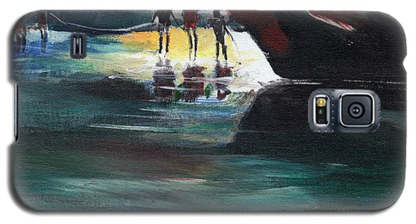 Fishing Line Galaxy S5 Case
