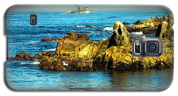Fishing Monterey Bay Ca Galaxy S5 Case