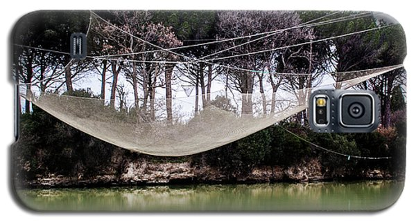 Fishing Net Galaxy S5 Case
