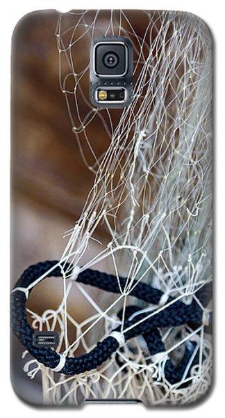 Fishing Net Details - Rovinj, Croatia Galaxy S5 Case