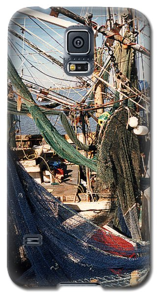 Fishing Nets Galaxy S5 Case