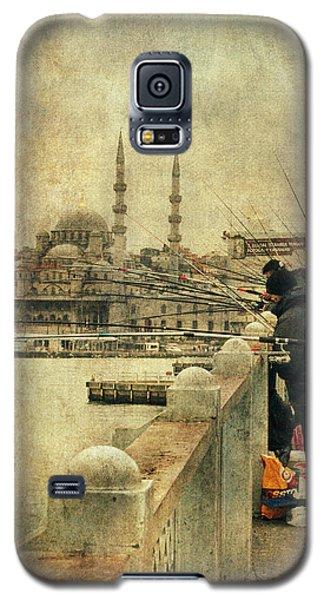 Fishing On The Bosphorus Galaxy S5 Case