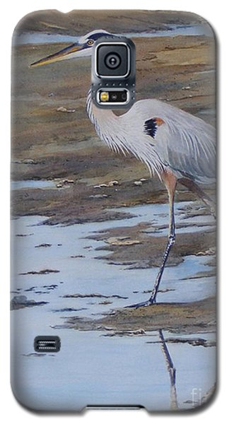 Fishing The Mud Flats...sold  Galaxy S5 Case