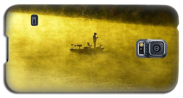 Fishing The Prettyboy Reservoir Galaxy S5 Case