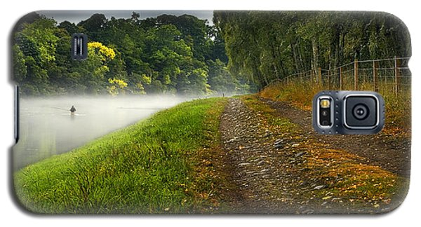 Fishing The River Beauly Galaxy S5 Case