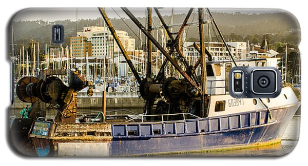 Fishing Trawler Galaxy S5 Case