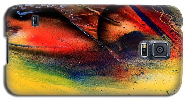 Fishtail Abstract Galaxy S5 Case