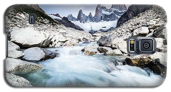 Fitz Roy On A Cloudy Day  Galaxy S5 Case