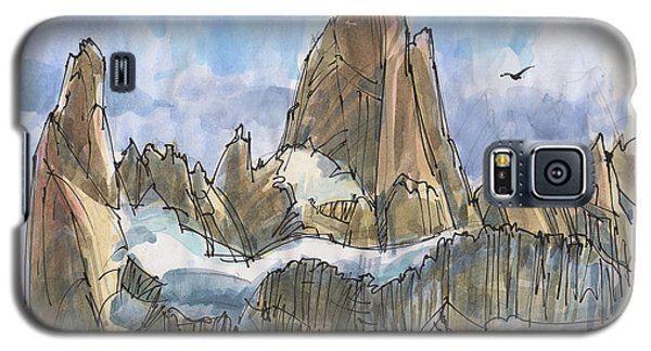 Fitz Roy, Patagonia Galaxy S5 Case