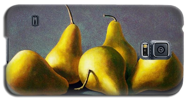 Five Golden Pears Galaxy S5 Case