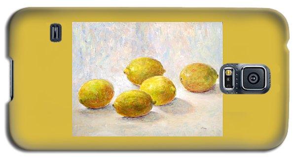 Five Lemons Galaxy S5 Case