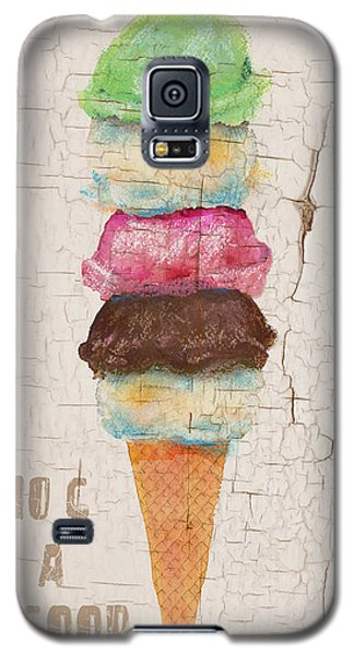 Five Scoops Galaxy S5 Case