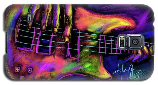 Five String Bass Galaxy S5 Case