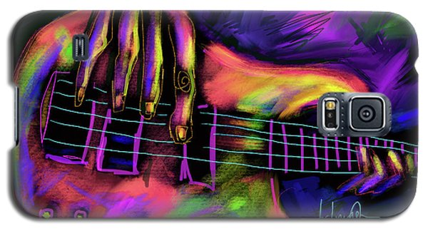 Five String Bass Galaxy S5 Case