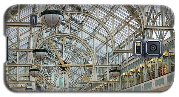 Five To Three - At St. Stephens Green Shopping Centre In Dublin Galaxy S5 Case