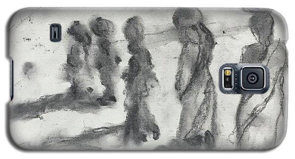 Five Women Immigrants Galaxy S5 Case