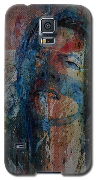 Galaxy S5 Case featuring the painting Five Years by Paul Lovering