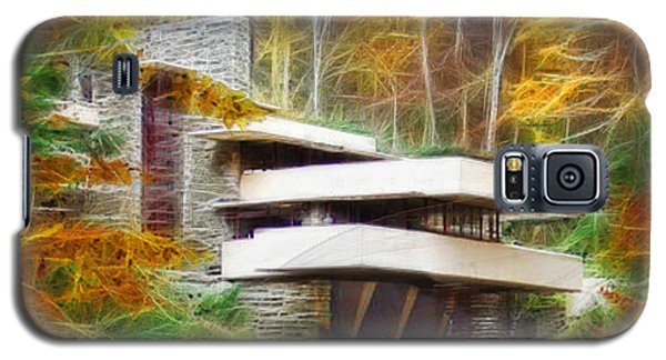 Fixer Upper - Frank Lloyd Wright's Fallingwater Galaxy S5 Case