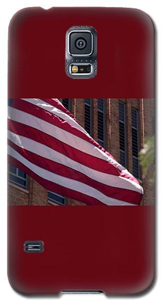 Flag Courtship Galaxy S5 Case