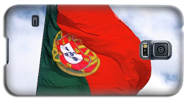 Flag Of Portugal Galaxy S5 Case