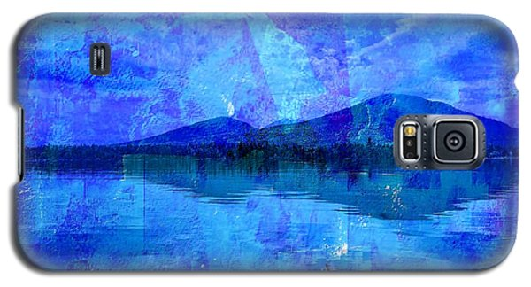 Flagstaff Lake Blu Galaxy S5 Case