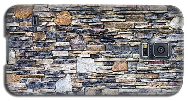 Flagstone Wall Galaxy S5 Case