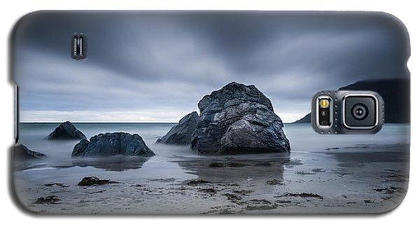 Flakstad Beach Galaxy S5 Case