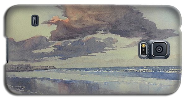 Flamborough Head From Fraisthorpe Beach Galaxy S5 Case