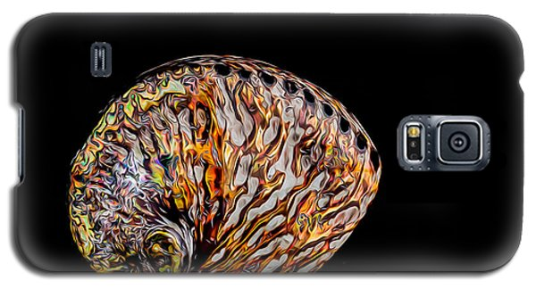 Flame Abalone Galaxy S5 Case