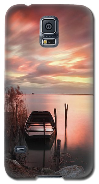Flame In The Darkness Galaxy S5 Case