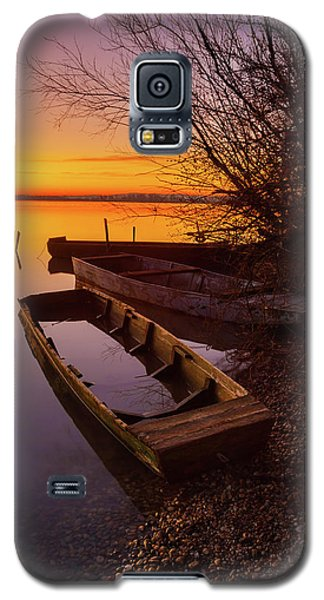 Flame Of Dawn Galaxy S5 Case