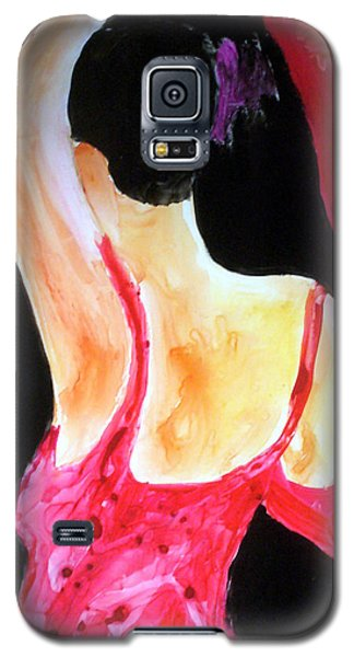 Flamenco Evening Galaxy S5 Case