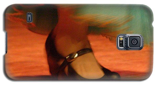 Flamenco Feet Galaxy S5 Case