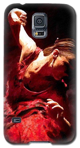 Flamenco Poise Galaxy S5 Case by James Shepherd
