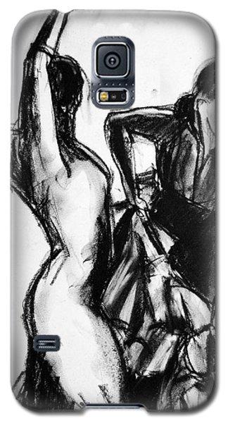 Flamenco Sketch 1 Galaxy S5 Case
