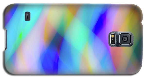 Flames Of Iridescence Galaxy S5 Case