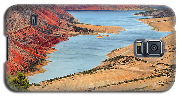 Flaming Gorge Galaxy S5 Case