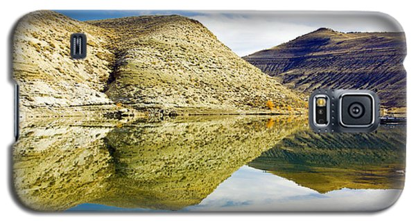 Flaming Gorge Water Reflections Galaxy S5 Case