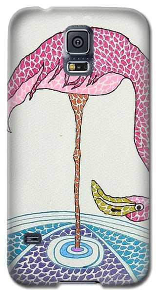 Flamingo I Galaxy S5 Case